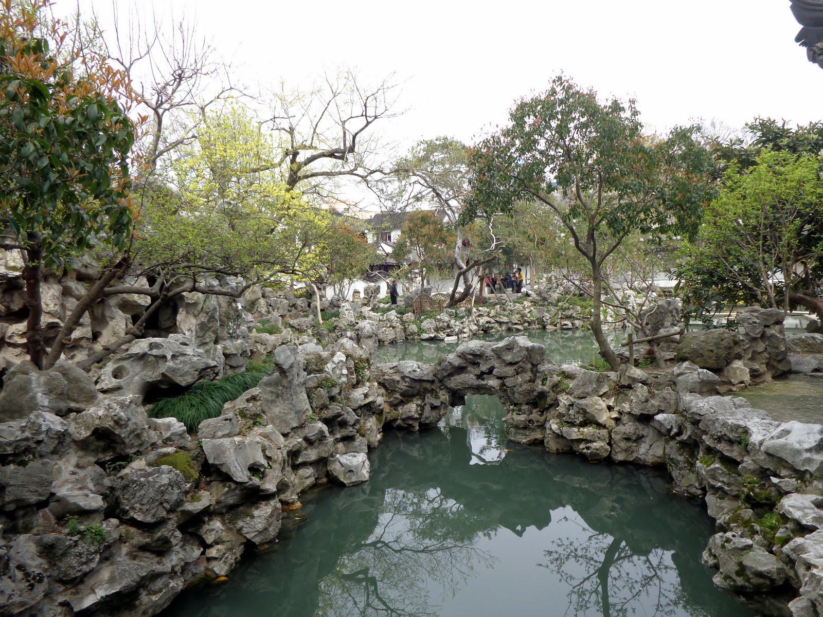 The Garden Of Harmony Or Joyous Garden