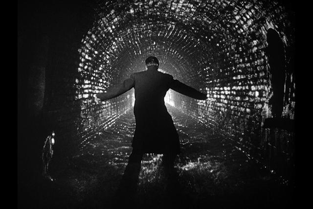 «Третий человек», режиссёр Кэрол Рид