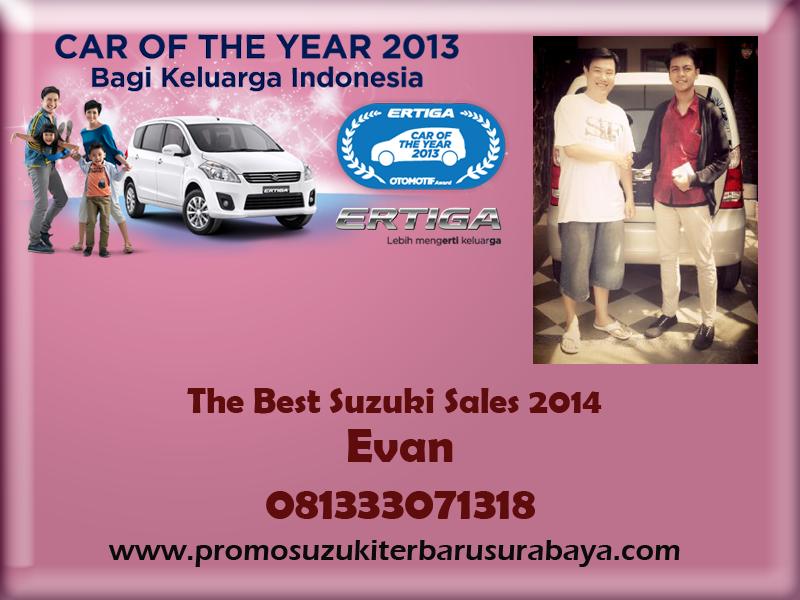 Promo Suzuki Ertiga Terbaru UMC Dan SBT Surabaya Bangkalan Nganjuk Kediri Pesan Evan 03131073787