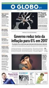 As manchetes dos jornais desta sexta-feira, 26 de junho 2015