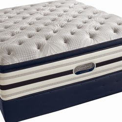 A mattress with NO motion transfer Simmons Beautyrest