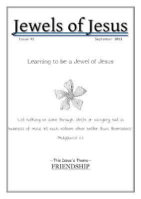Jewels of Jesus Magazine Issue #1