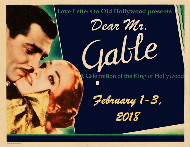 Clark Gable Blogathon