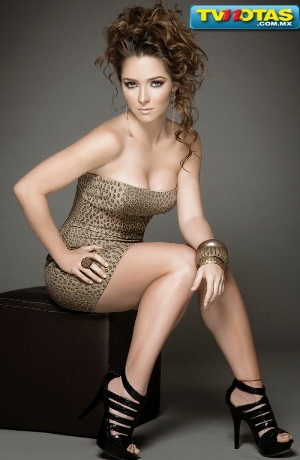 Foto Model Meszut Ariadne Diaz For Tv Notas Photoshoot