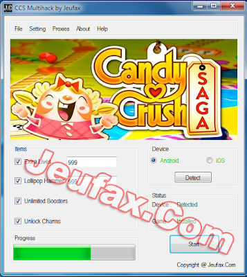 Candy Crush Saga Hack Tool,Cheats For Android / iOS May 2013