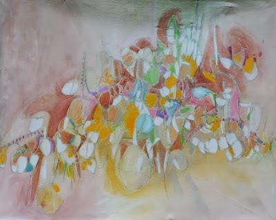 'Celestial Choir' by Christine E. Alfery