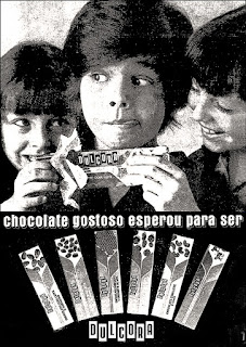 Dulcora, 1971; os anos 70; propaganda na década de 70; Brazil in the 70s, história anos 70; Oswaldo Hernandez;