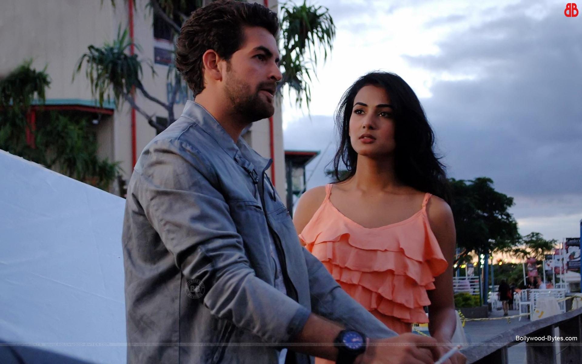3G HD Wallpapers Starring Neil Nitin Mukesh, Sonal Chauhan - Bollywood ...