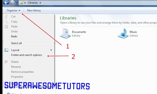 cara mengatasi windows explorer terbuka sendiri