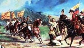 12 de febrero 1814 Batalla de la Victoria Estado Aragua