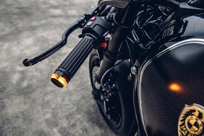 BMW R9T Motogadget
