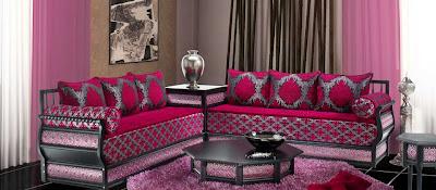 Marruecos decoraciones for Cortinas marroquies