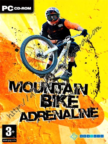 Free Download Games - Mountain Bike Adrenaline