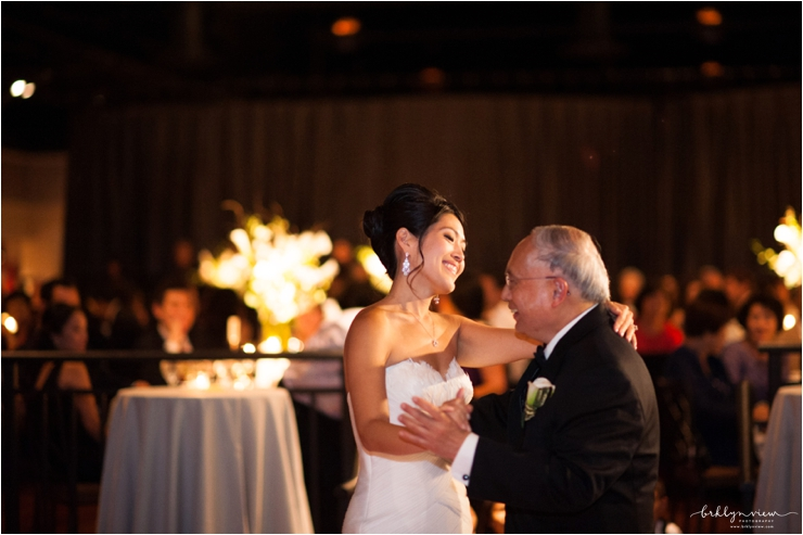 Father and Daughter Dance at The Lighthouse at Chelsea Piers