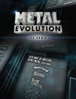 Metal Evolution: Power Metal. Subtítulos en español.