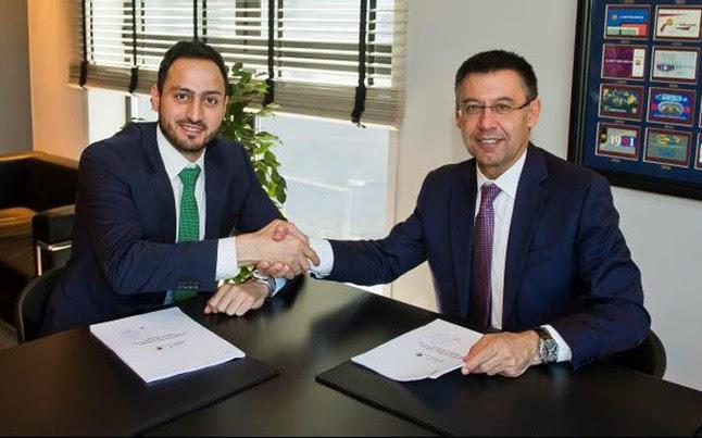 Fitness Time, nuevo patrocinador del FC Barcelona en Arabia Saudí y los EAU