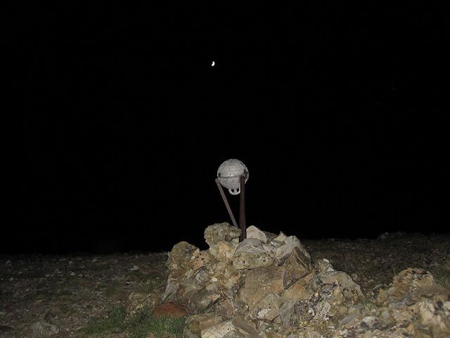 Pico Lezna nocturno