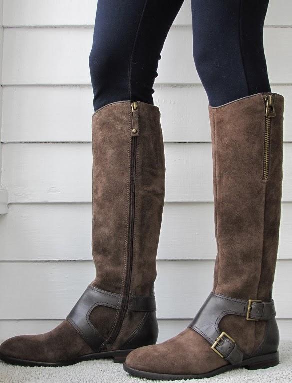 Howdy Slim! Riding Boots for Thin Calves: Joan & David Heathley