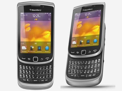 Gambar BlackBerry Torch 9810