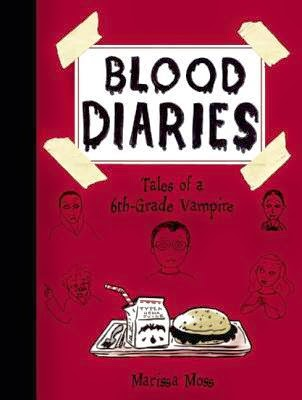 Blood Diaries: Tales of a 6th Grade Vampire cover