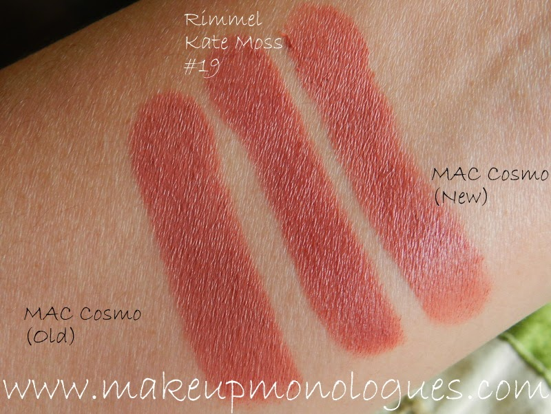 Rimmel Lasting Finish By Kate Moss Lipstick #19