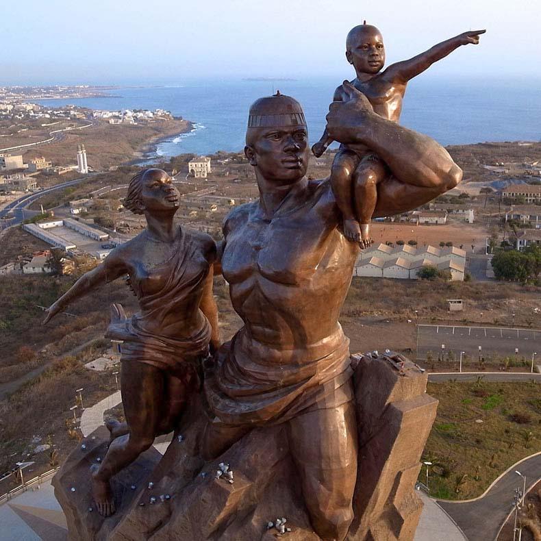 El Monumento al Renacimiento Africano | Senegal