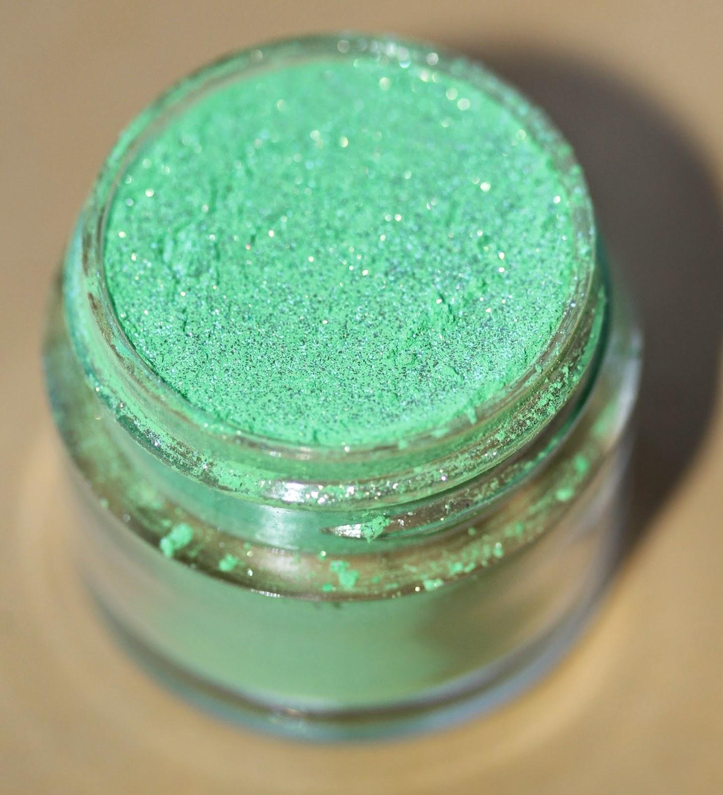Sugarpill Sparkage sparkling neon pigment