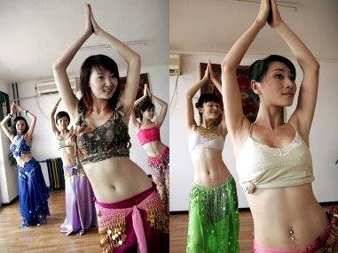 La danza del vientre, un toque de salud