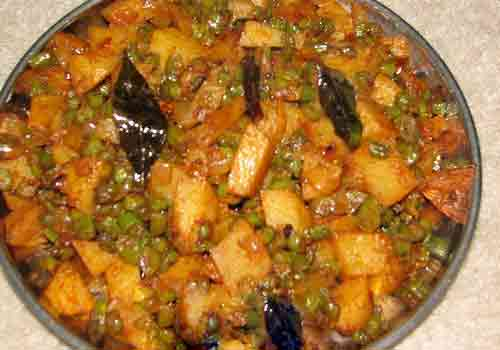 Lunch dinner odia handishala 2ans aloo masala forumfinder Image collections