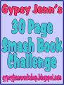 30 Page Smash Book Challenge
