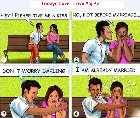 Todays Love - Love aaj Kal