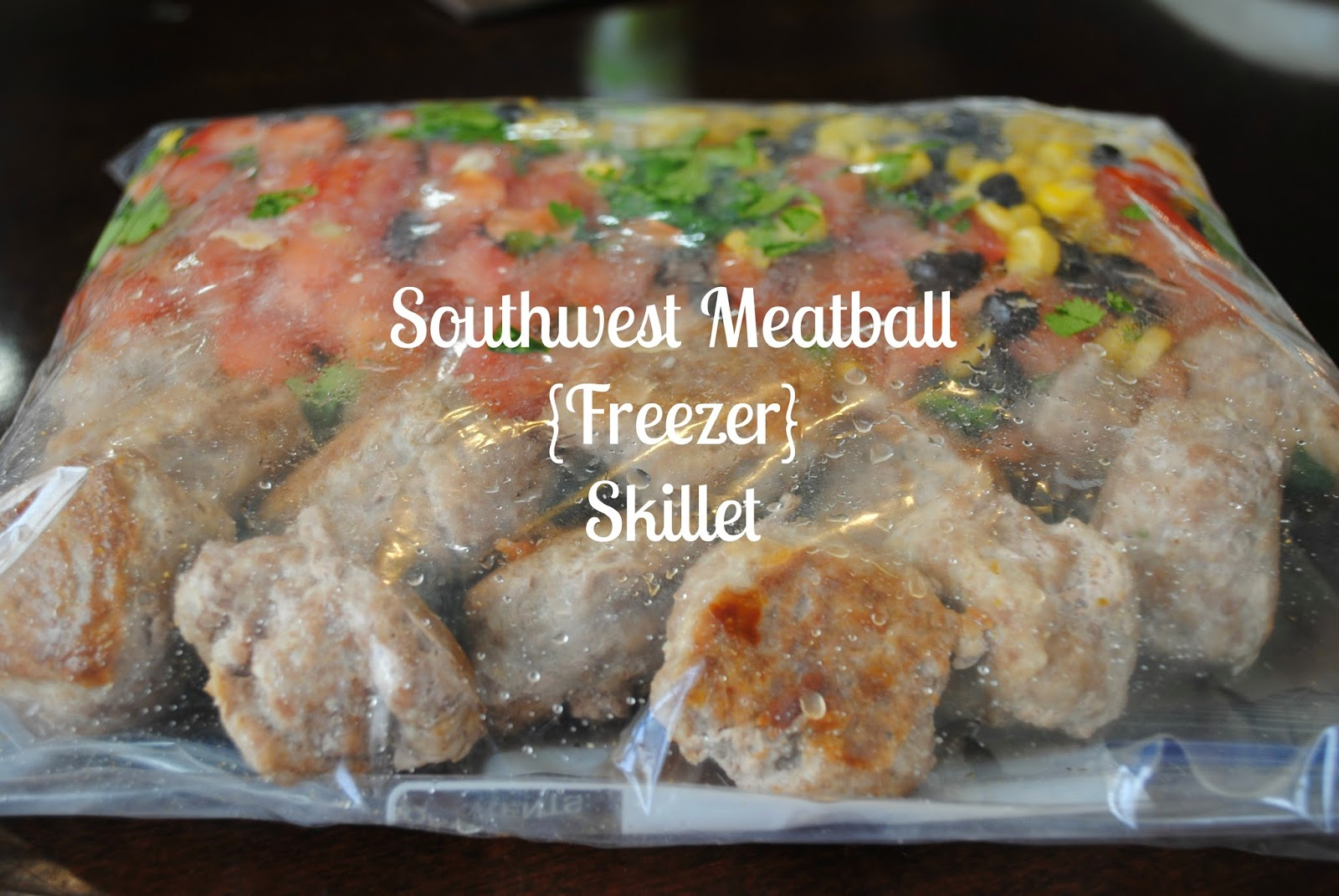 southwest meatball skillet recipes dishmaps southwest meatball skillet ...