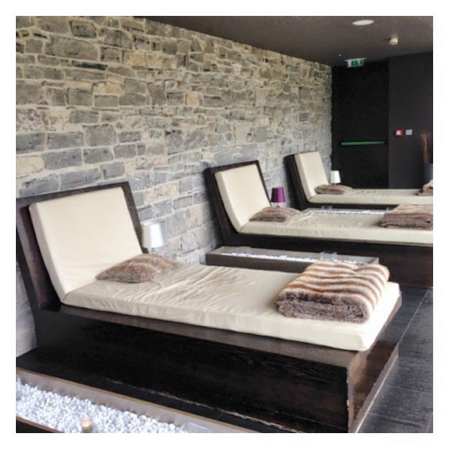 Relaxation Room Carton House Hotel Kildare