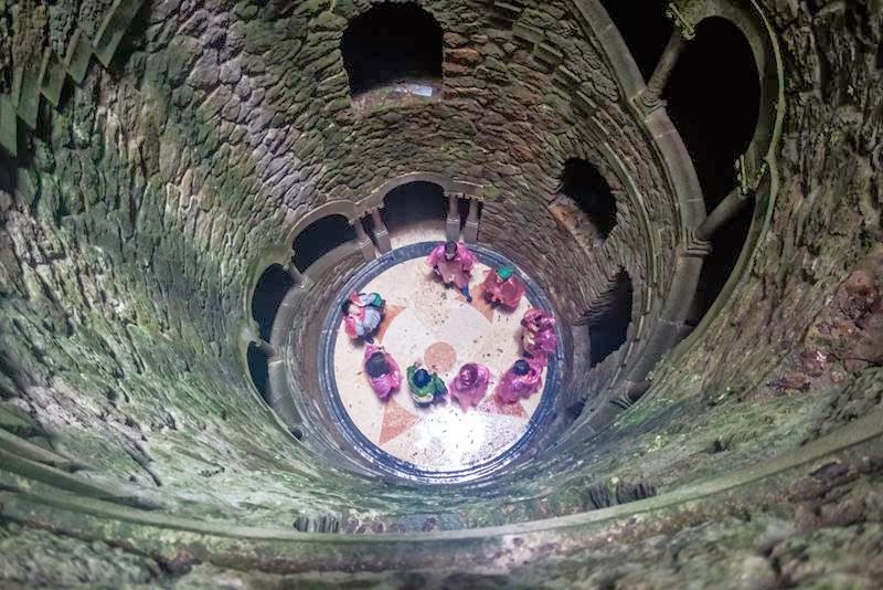 The Initiation Well | Quinta da Regaleira