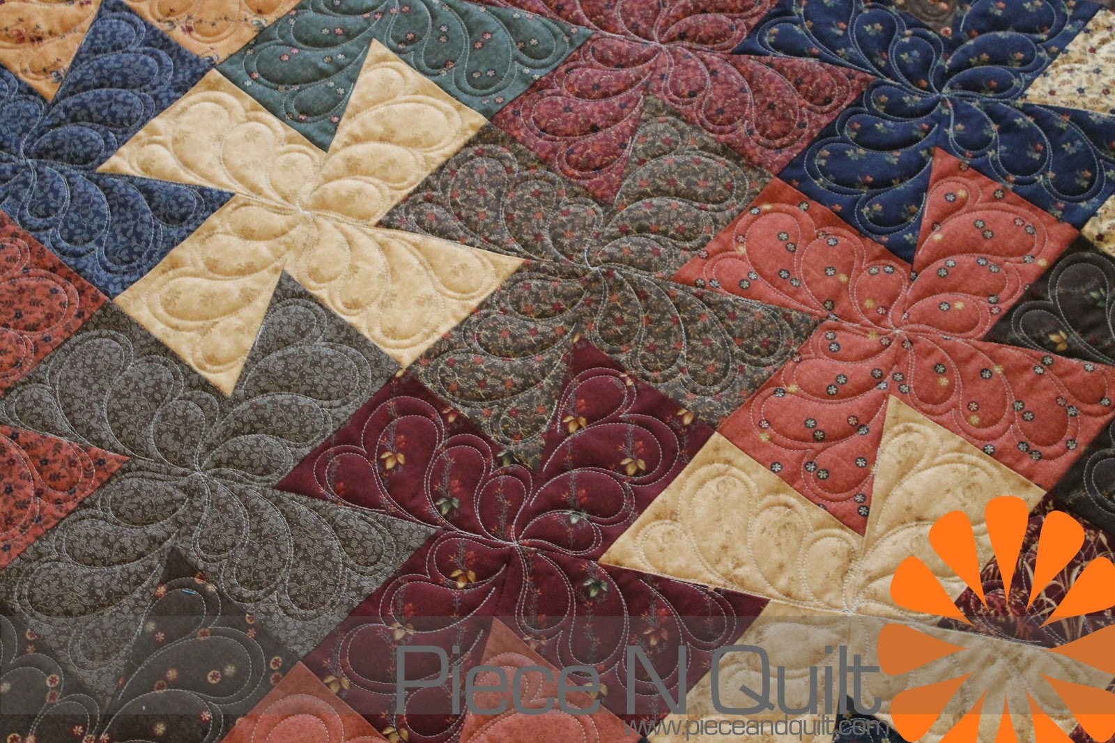 Piece N Quilt: Twister Quilt : twister quilts - Adamdwight.com