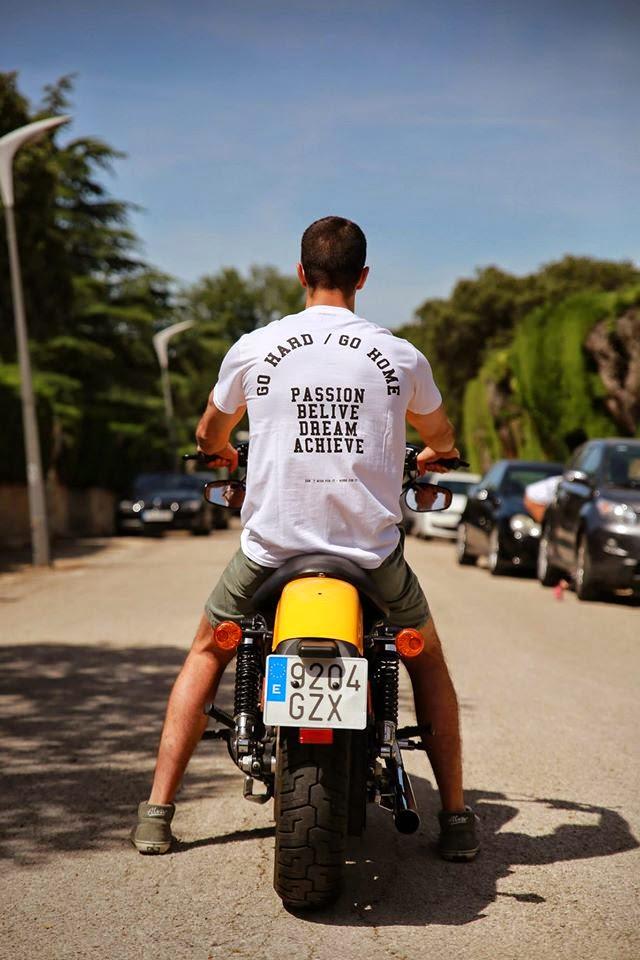 Camiseta de Edmmond - Foto: Manu Campa