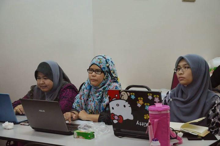 Kembar HAFIZ AF jadi cikgu Kelas Blog