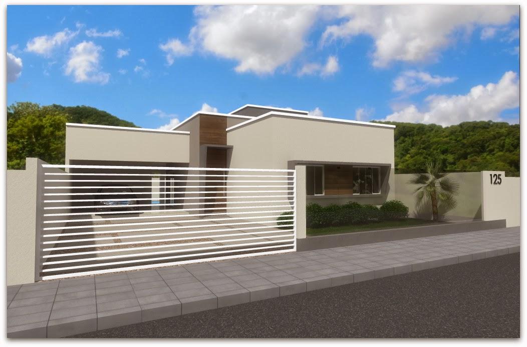 Arq eduardo tosin casa contempor nea jaragu do sul sc for Casa contemporanea