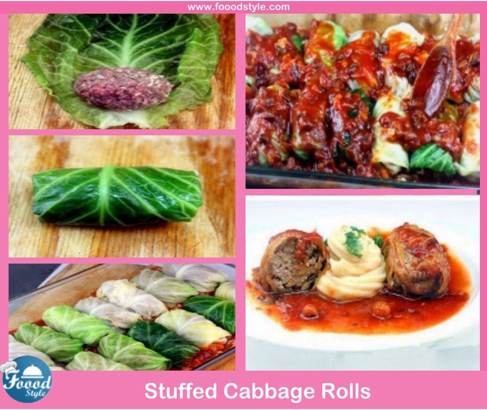 Yummy Stuffed Cabbage Rolls Idea Foood Style