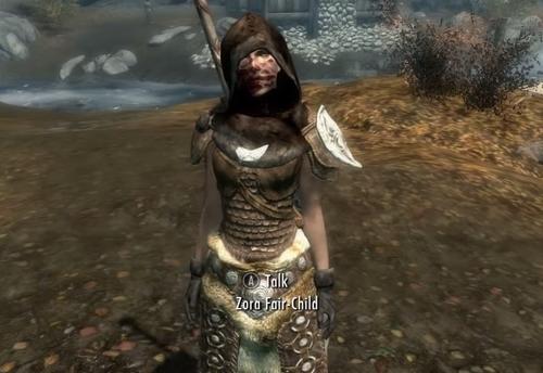 GGKTH: skyrim attractive mod