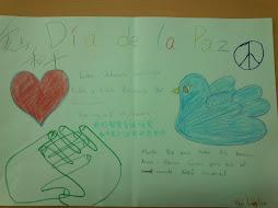 Celebración del Día de la paz en el IES ALBAYTAR 30-1-2012