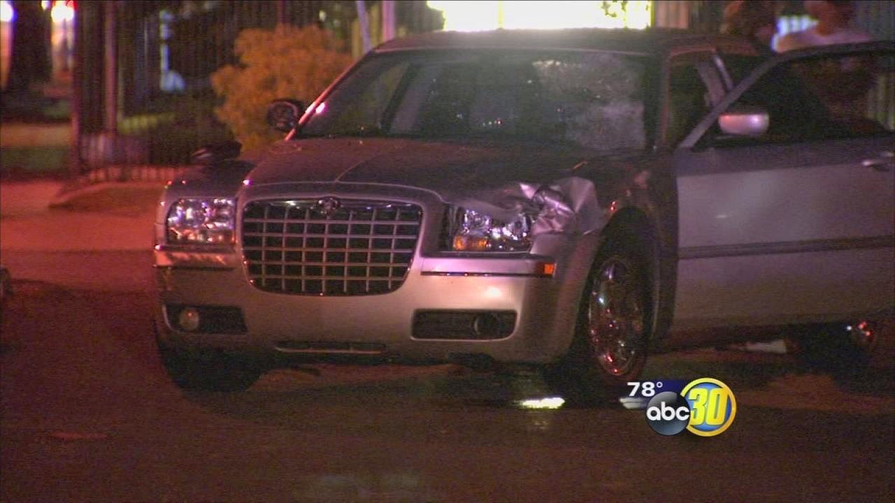 Pedestrian Death In Vehicle Accident On First Street