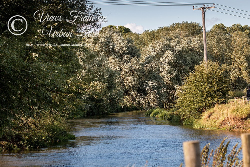 The River Ouse, Wolverton Mill, Milton Keynes