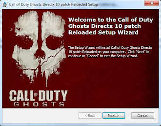 Call of Duty Ghost Directx 10 patch screen 1