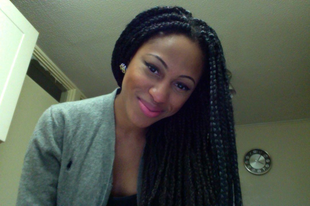 is she princess solange inspired braids pt 2