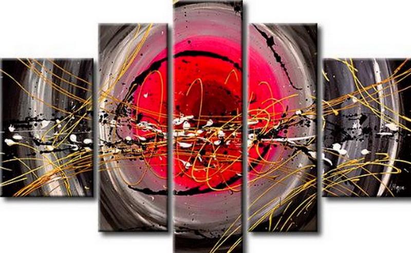 Pintura Moderna Y Fotograf A Art Stica Decorando Con