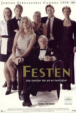 Festen Film Poster