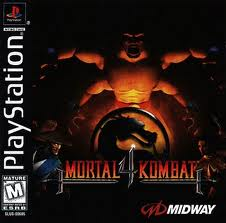 Download - Mortal Kombat 4 - PS1 - ISO