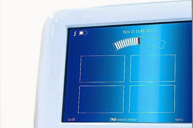 Sistem 'Meter Pintar' Mampu Kesan Penggunaan Elektrik Secara Nyata