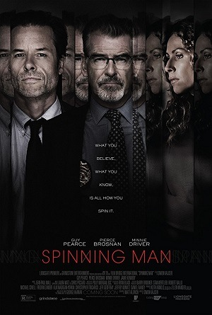 Spinning Man - Legendado Torrent torrent download capa